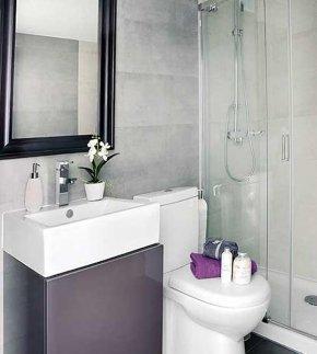 Декорирование стен в ванной