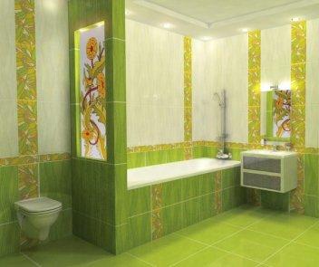Каталог плитки для ванной