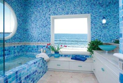 Кахельна плитка для ванної