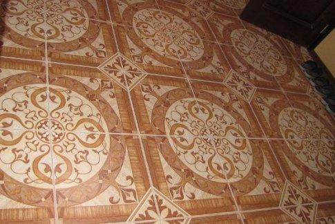 Керамические плитки для полов