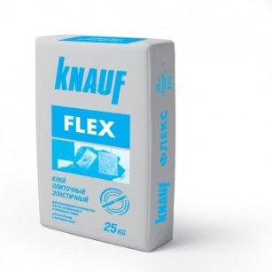 Клей для плитки Knauf Флекс 25