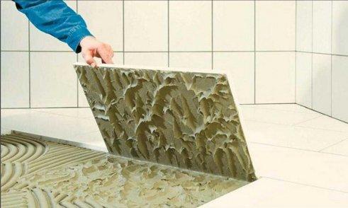 цементний клей