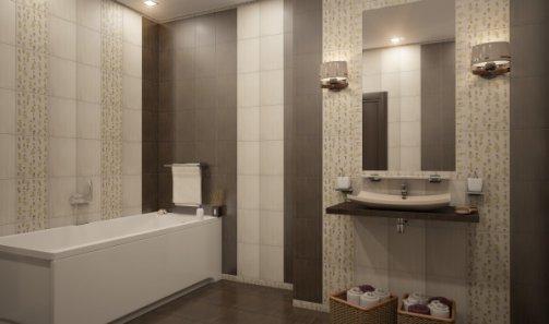 Шахтинская плитка для ванной