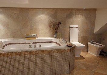 Образец ПВХ плитка для ванной