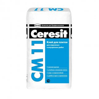 Плитковий клей Ceresit CM 11