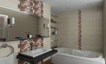 Дизайн суміщеної ванній 3 кв
