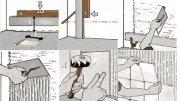 Как Ложить Плитку на Стены