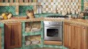Кухня из Плитки