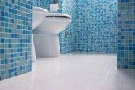 Дрібна плитка у ванній кімнаті