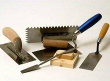 Обладнання та інструменти