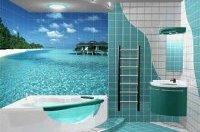 обробка ванни плиткою фото