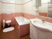 обробка ванних кімнат плиткою