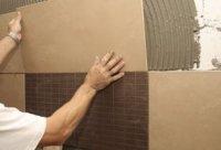 Розміри керамічної плитки