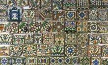 Старовинна іспанська плитка