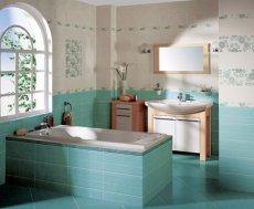укладка плитки у ванній