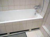 Укладання плитки у ванній кімнаті